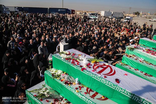 ۴ شهید عراقی در میان شهدای کشور به میهن بازگشتند