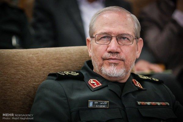 رفیقدوست پدربزرگ موشکی ایران است/جنگ جای مردان مرد است