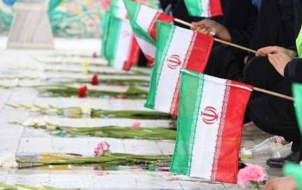 تجلیل از ۱۱۰ خانواده شهید و ایثارگر سادات