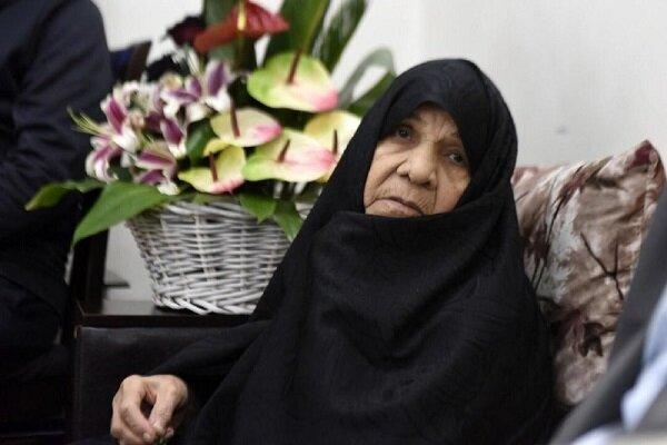 مادر شهید فهمیده درگذشت