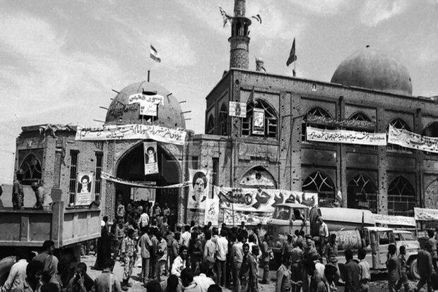 سهم قومس از تحقق حماسه خرمشهر/ نگارش سوم خرداد با خون سرخ شهیدان