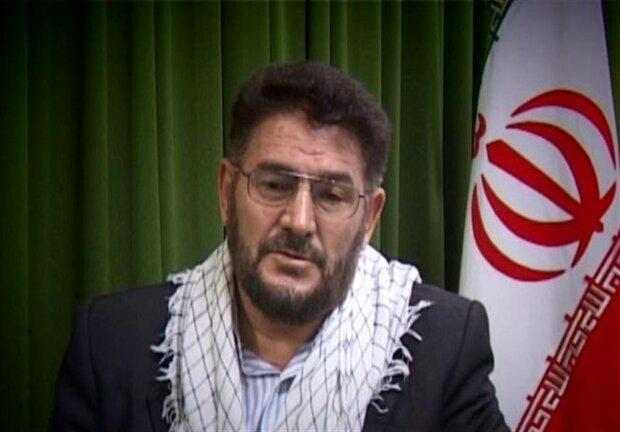 پیام صالحی در پی شهادت سردار جانباز پاسدارشهید میرزا محمد سلگی