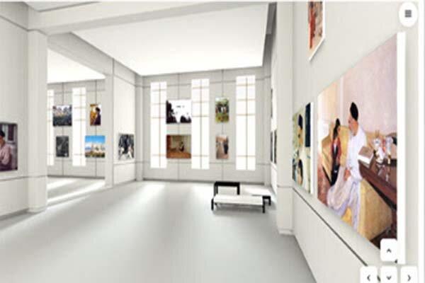 نمایشگاه مجازی سه بعدی عکس «فراق یار» دربلگراد